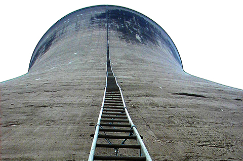 Structural Surveys Of Natural Draft Cooling Towers