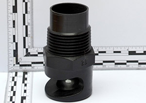 Nozzle Part No. 016-000XXX